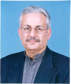 Pakistan People's Party (PPP) Additional Secretary General and Senator Mian Raza Rabbani