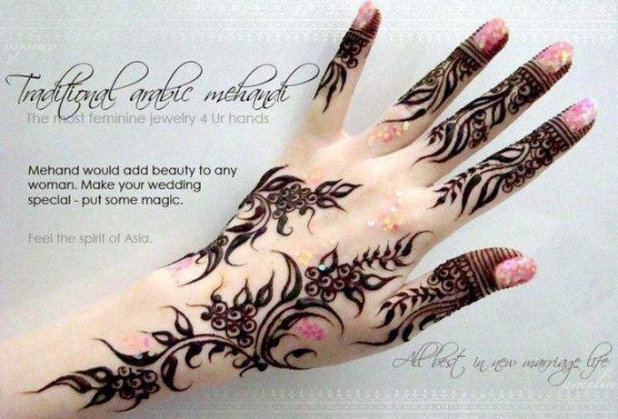 latest Mehndi Designs 2016