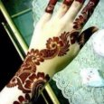 New Eid Mehndi Designs for Bridal