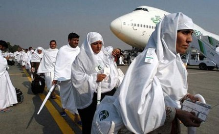 PIA Flights Plan of Hajj Operation 2013