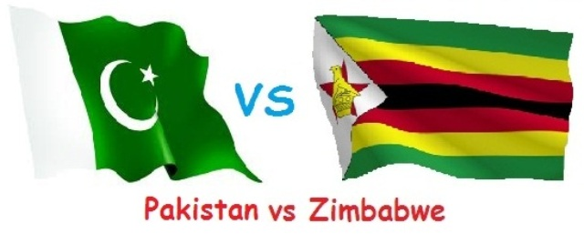 Pakistan Vs Zimbabwe Series dates and Venues