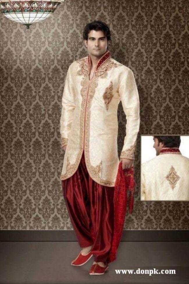 stylish sherwani,groom dresses 2013