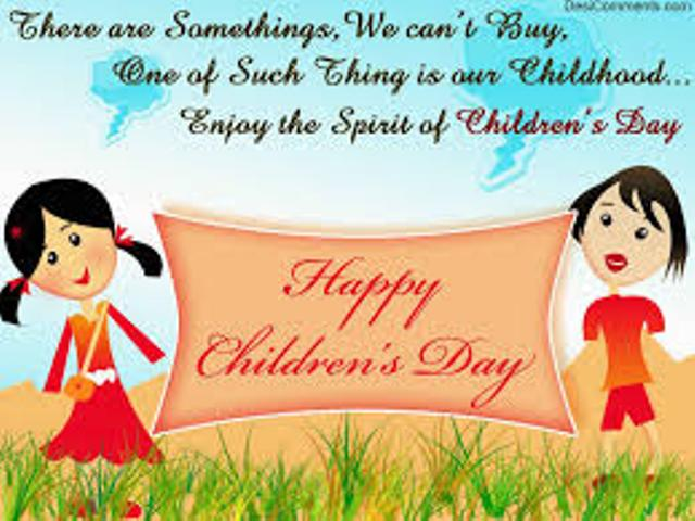 happy childrens day 2013