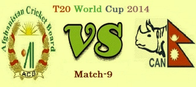Match 9 Afghanistan (AFG) vs Nepal (NEP) live at Chittagong