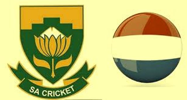 Watch live ICC world t20 South Africa vs Netherlands