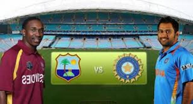 India vs West Indies live streaming on 23 -03-2014