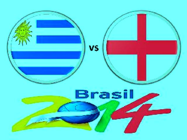live FIFA Game Streaming URUGUAY vs ENGLAND  world cup 2014
