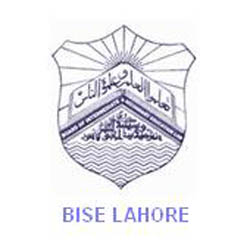 lahore board online 9th Class result 2014