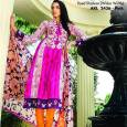 Alkaram embroidered dupata with front shirt dresses