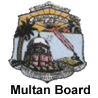 Multan board 11th 12th Class Online supply Date sheet 2014