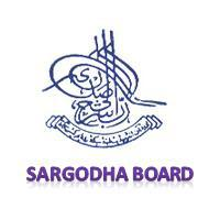 Sargodha board HSSC Inter part 2 Result 2014 and Positions Holders list