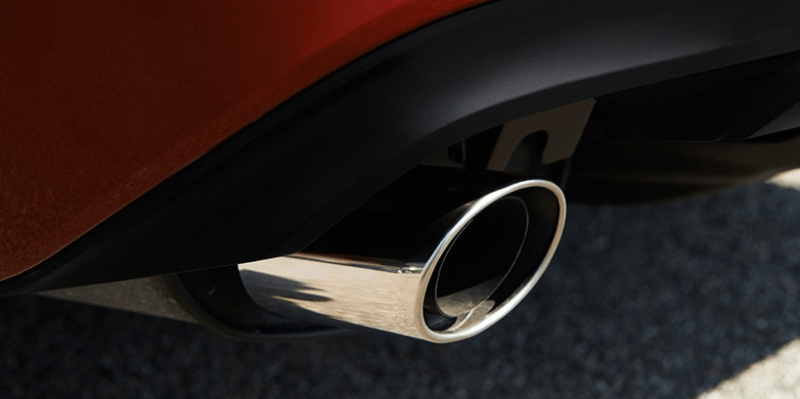Camry new model exhaust  panel design pictures
