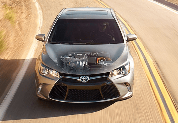 camry new model pictures