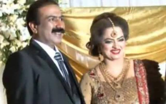 Madiha Shah Marry With Javid Iqbal