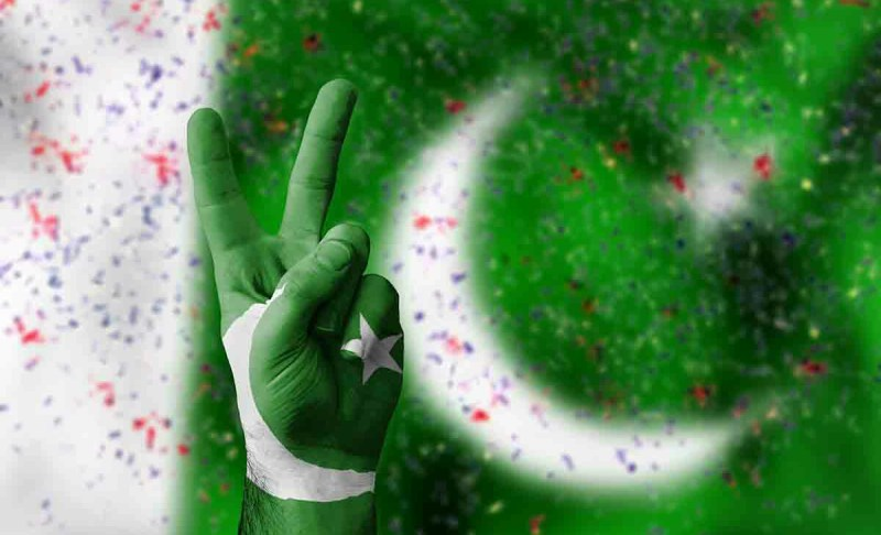 pakistan flag pic hd