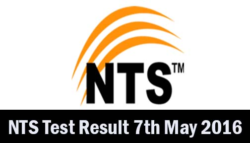7th May nts test result ajk university muzaffarabad