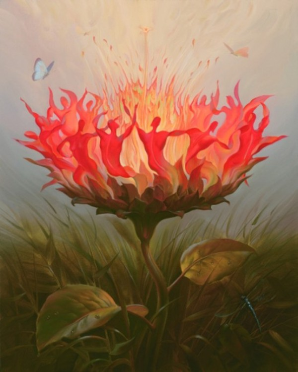 best painting designs with flowers