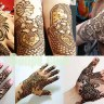 Simple Mehndi Design- Arabic Mehndi Designs