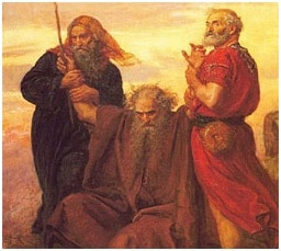 The Blessing of Having a Moses, an Aaron and a Hur in Your Life