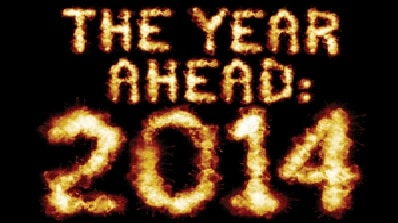 The Year Ahead:  2014