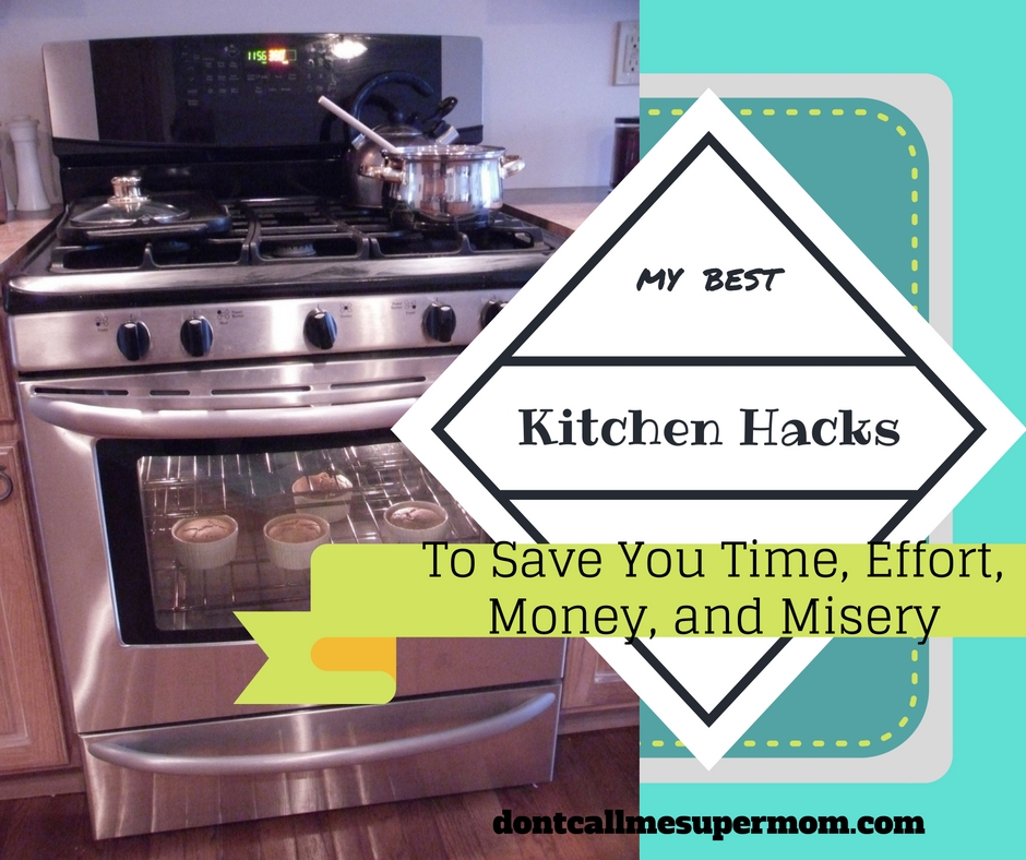 The Best Kitchen Hacks To Save You Time, Effort, Money, and Misery