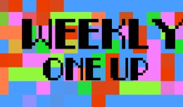 Weekly one up slider