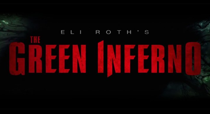 green inferno slider