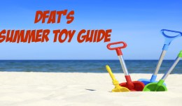 DFAT Summer Toy Guide