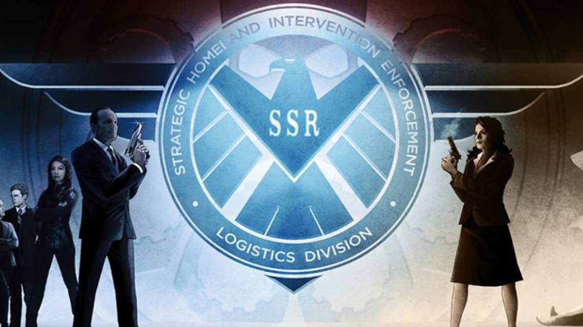Agents of SHIELD Agent Carter Slider
