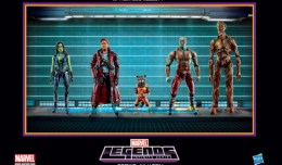 GOTG Marvel Legends slider