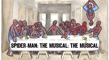 spider-man the musical the musical