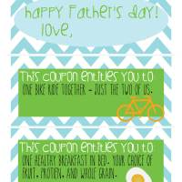 Last-Minute Father's Day Free Printable