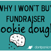 Why I Won't Buy Fundraiser Cookie Dough