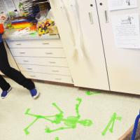 More Classroom Activities for Healthy Bones