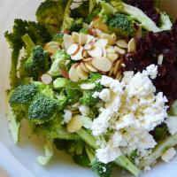 Best Balsamic Broccoli Salad