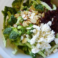 Best Balsamic Broccoli Salad