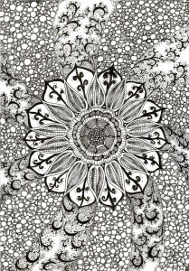 zendoodle_flower_by_mythaone-d6fdvfh