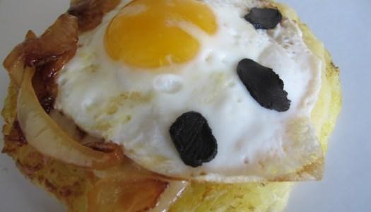 Batata Rösti com Trufas Negras – Receita