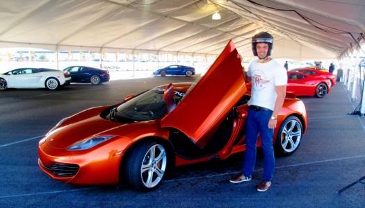 Carros Esportivos em Las Vegas – Dirija o carro do seus sonhos em uma pista de corrida!!