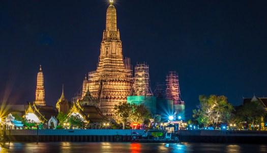 Passagens imperdíveis para Tóquio, Bangkok e muito mais…