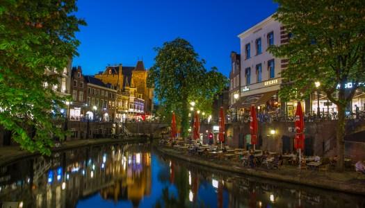(Português do Brasil) Utrecht – Uma das cidades mais antigas da Holanda
