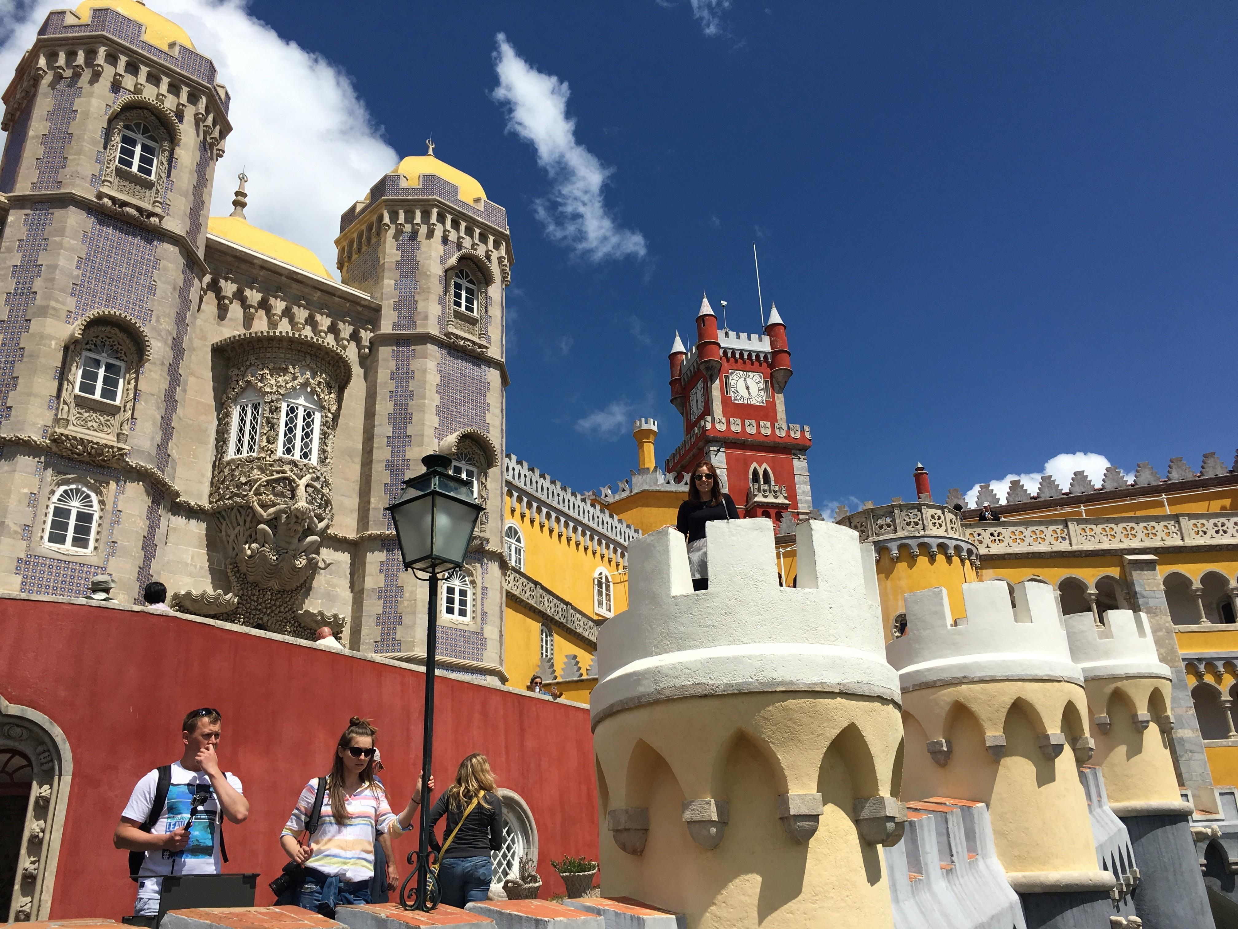 Castelo da Pena Portugal