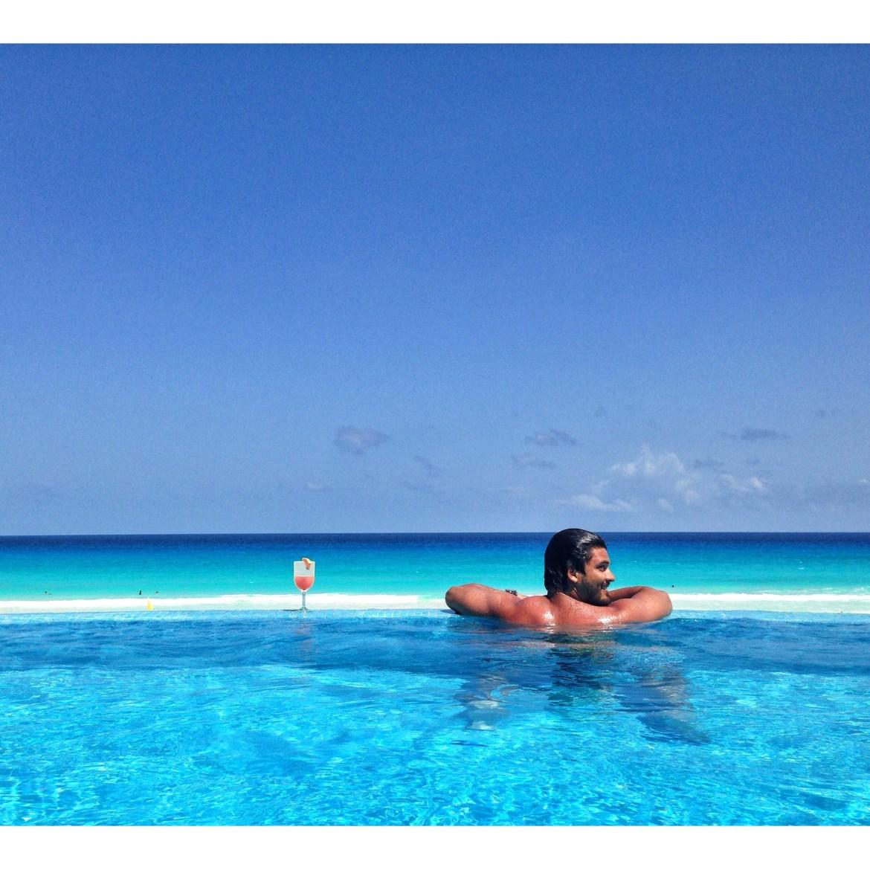 cancun praia