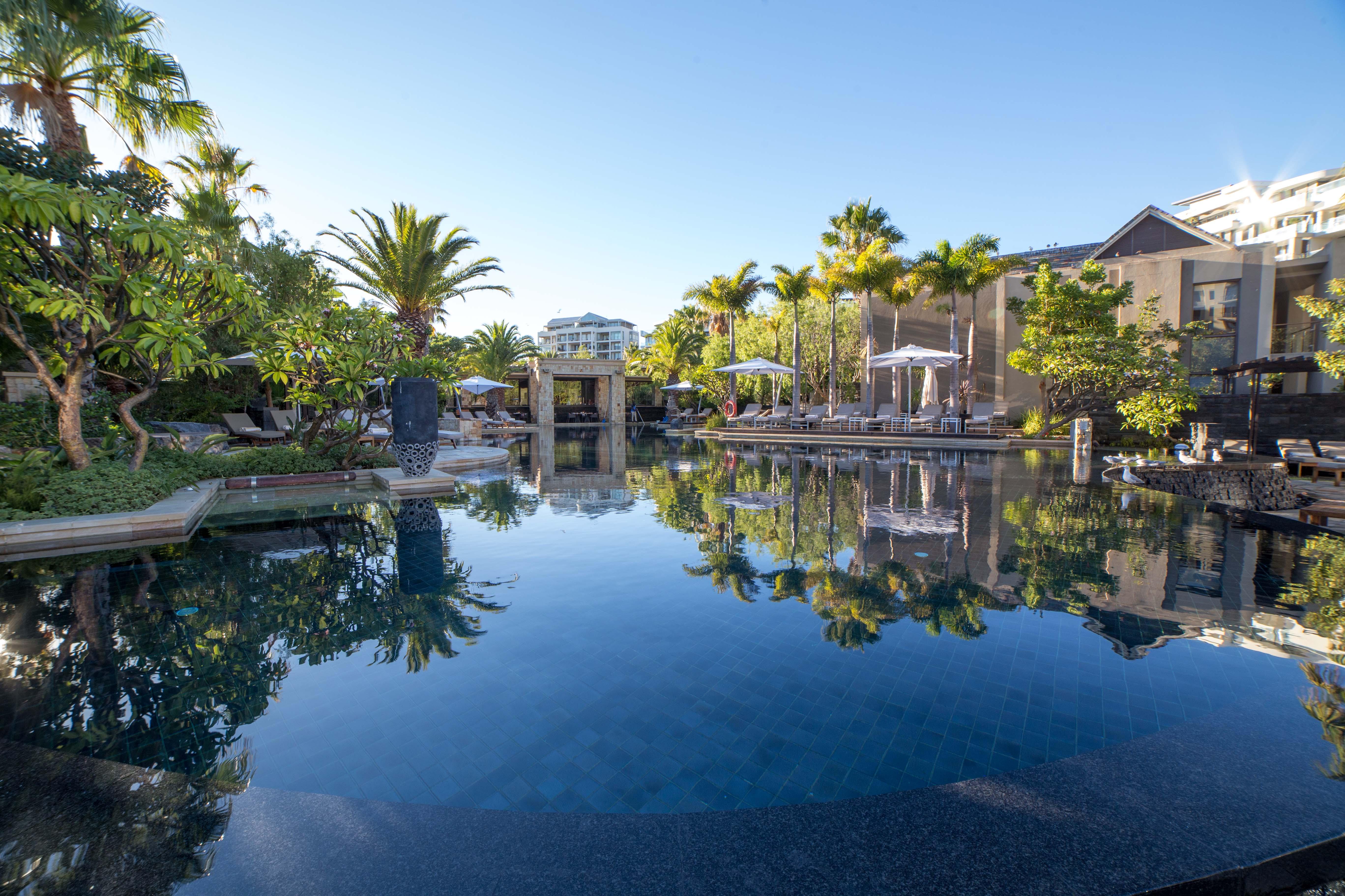 piscina da ilha