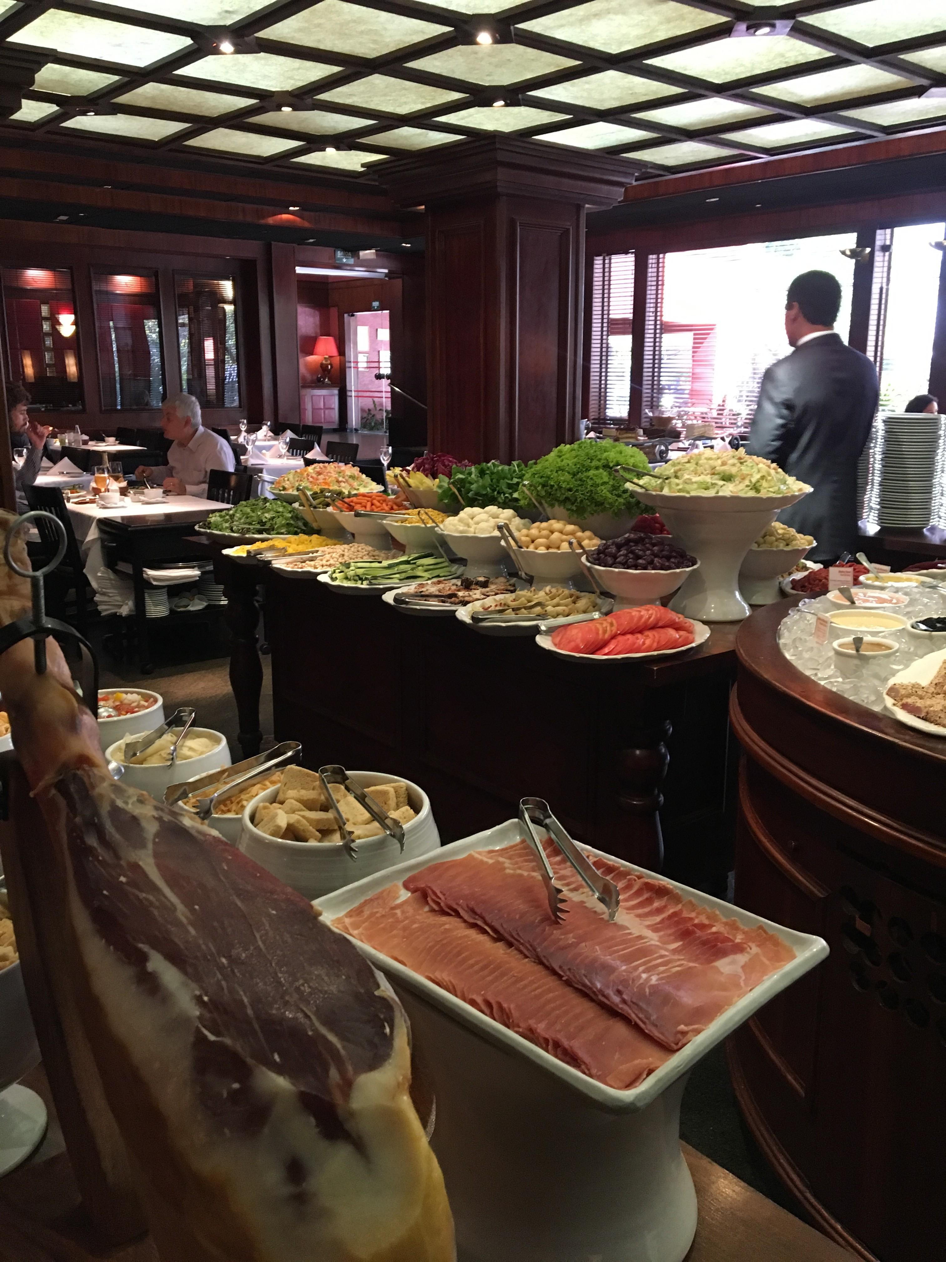 barbacoa buffet