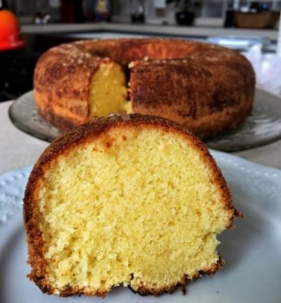 o melhor bolo de laranja