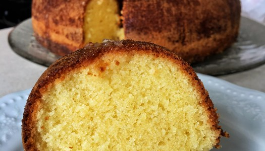 (Português do Brasil) O melhor bolo de Laranja!