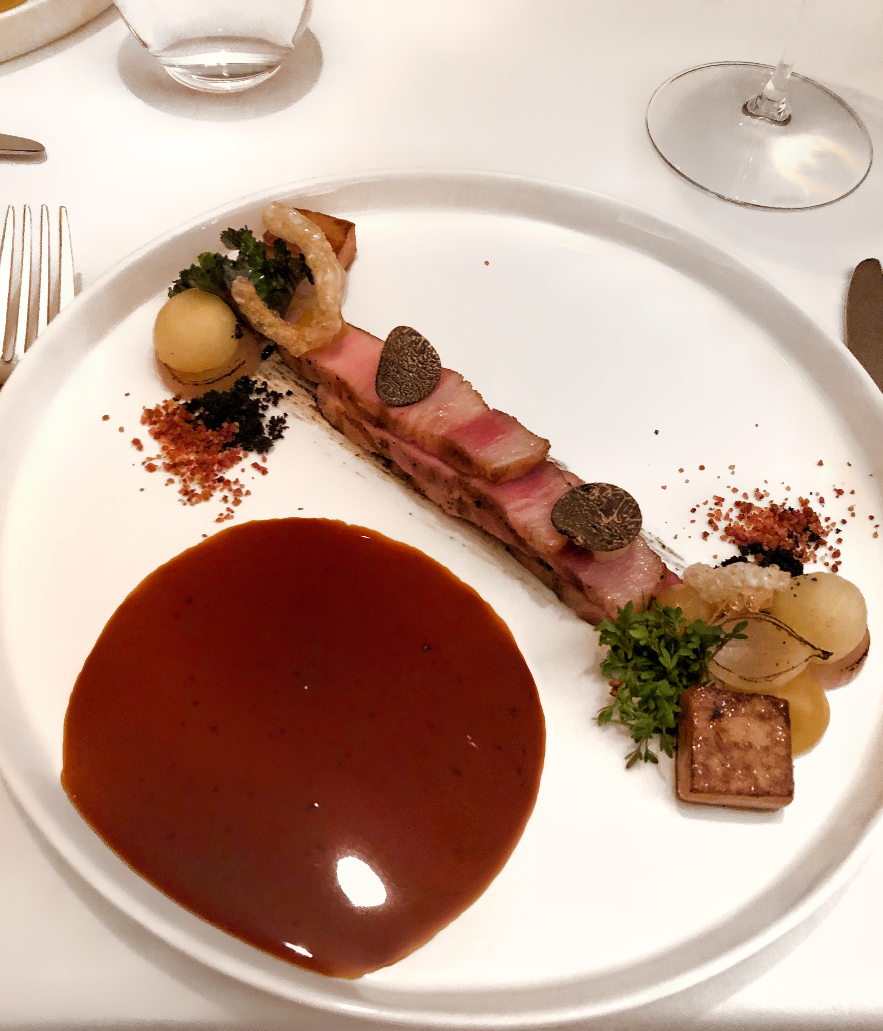 aurelio dinner