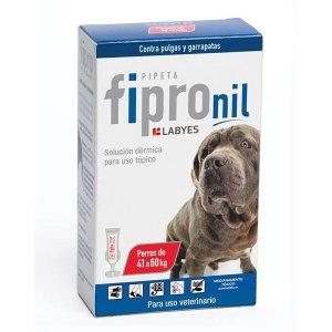 Fipronil-Perros