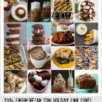 Finding Vegan Holiday Recipe Round-Up